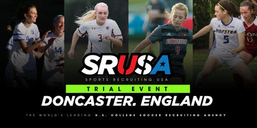 SRUSA Women's Soccer Trial Event & ID Camp -  Doncaster, England.