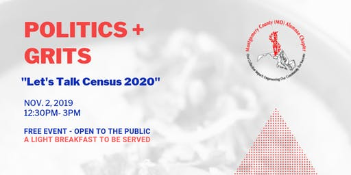 Politics & Grits presents Census 2020