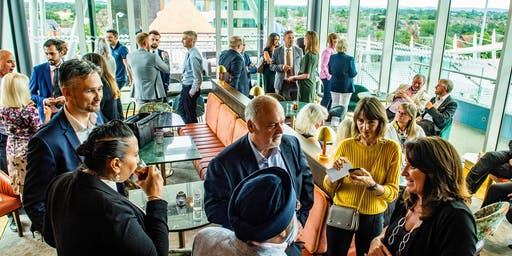 Directors Lunch at Six with NCCC & East Midlands Business Link