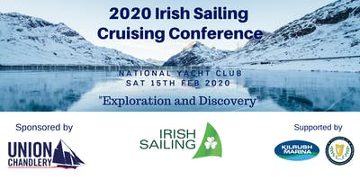 """2020 Irish Sailing Cruising Conference """"Exploration and Discovery"""""""