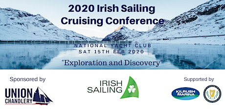 "2020 Irish Sailing Cruising Conference ""Exploration and Discovery"" tickets"