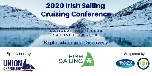 "2020 Irish Sailing Cruising Conference ""Exploration and Discovery"""