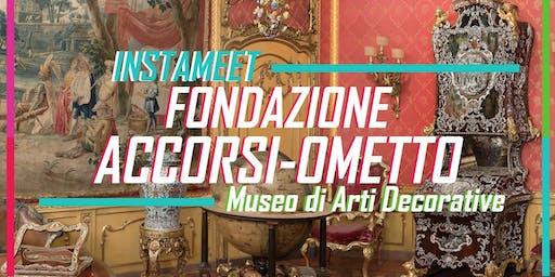 InstaMeet Fondazione Accorsi-Ometto