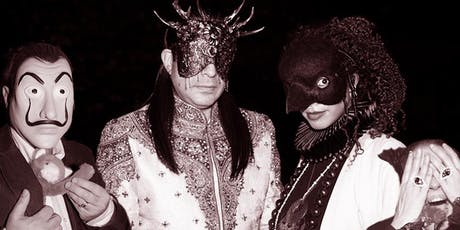 The Uncanny Masked Ball tickets