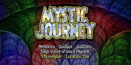 Mystic Journey Tickets