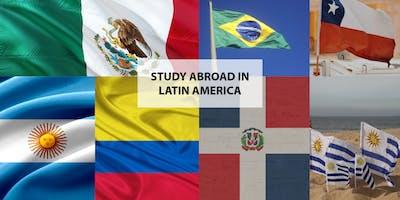 Study Abroad in Latin America