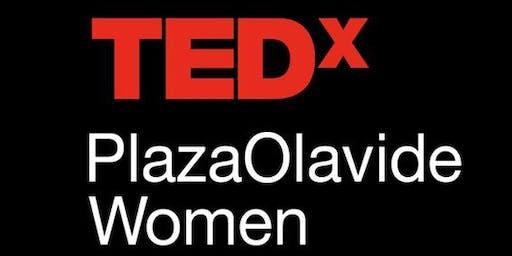 TEDxPlazaOlavideWomen Madrid