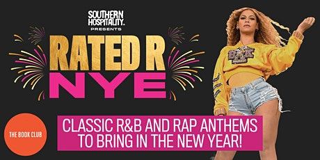 RATED R - NEW YEARS EVE SPECIALl! tickets