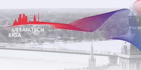 Urban.Tech Riga tickets