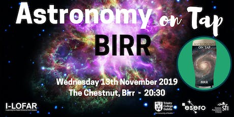 Astronomy on Tap Birr - Science Week! tickets