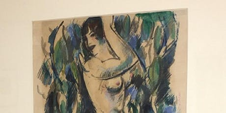Mixed Media Life Drawing Fergusson Master Class with Bruce Shaw tickets