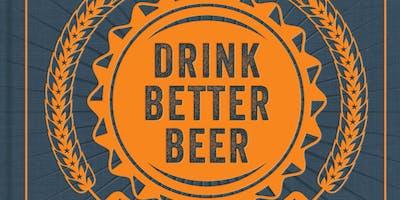 Drink Better Beer: A Talk with Joshua M. Bernstein & a Sam Adams Brewer