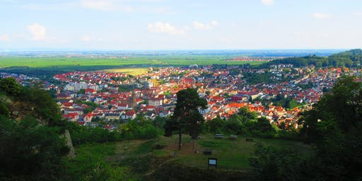 """So,08.12.19 Wanderdate """"Single Wandern Bismarckturm und Teufelsstein um Bad Dürkheim 50+"""""""
