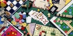 Board games - Thursday 24th October 2019 - 11:15 - 12:15