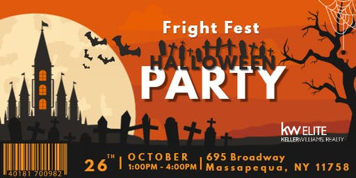Keller Williams Realty Elite FRIGHT FEST HALLOWEEN PARTY