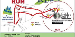 KLCCRG Group Family Fun Run (7km or 5km or 3km)