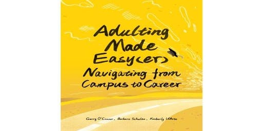 """Meet the Authors - """"Adulting Made Easy(er)"""" - Book Launch Party"""