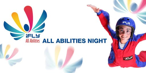 All Abilities Night: November 15, 2019