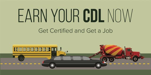 CDL A and B Info Session