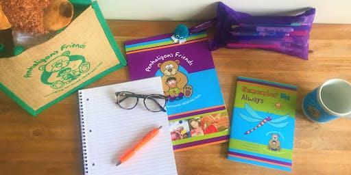 """""""Get Started"""" introduction to volunteer opportunities Penhaligon's Friends"""