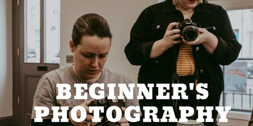 Beginners Photography - Learn how to use your DSLR Camera