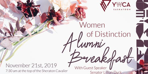 Women of Distinction Alumni Breakfast