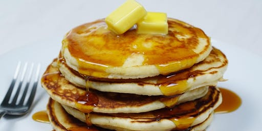 Eastern Cheer Pancake Breakfast