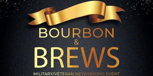 Bourbon & Brewz Military/Veteran Hiring Mixer