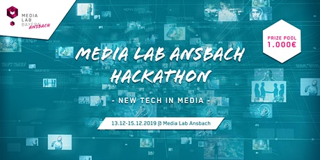 Hackathon im Media Lab Ansbach Tickets