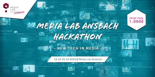 Hackathon im Media Lab Ansbach