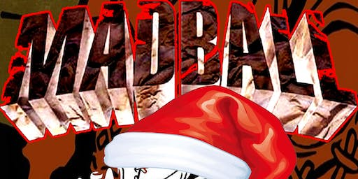 Madball/Upstate Black n Blue Holiday Party!