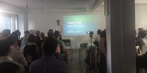 AI bash: November series! cool talks, meetup & more...