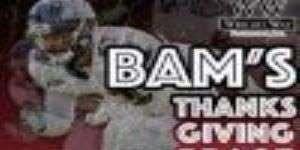 Bam's Thanksgiving Feast
