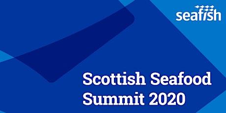 Scottish Seafood Summit 2020 tickets