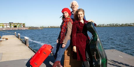 Winterconcert: Oda (zang), Doris (cello) Hochscheid, Frans van Ruth (piano) tickets