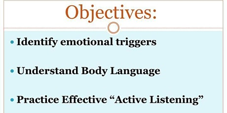 Therapeutic Crisis Intervention Training tickets