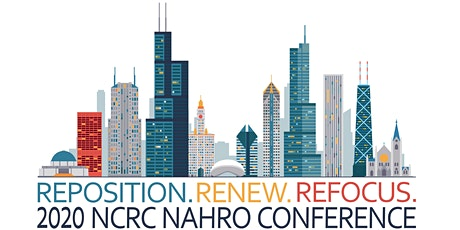 2020 NCRC NAHRO Conference - Attendee Registration tickets