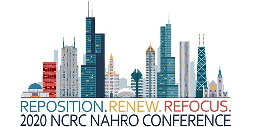 2020 NCRC NAHRO Conference - Attendee Registration