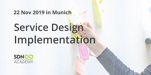 Service Design Implementation