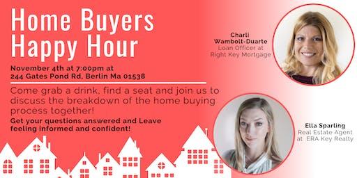 Home Buyers Happy Hour