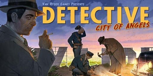 Learn to Play Detective: City of Angels