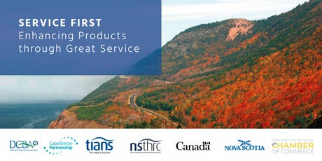 Service First - Enhancing Products through Great Service tickets