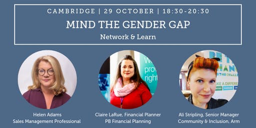 Network & Learn: Mind The Gender Gap