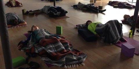 Local Yoga Retreat