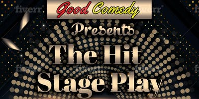 """Leo Rich In Hit Stage Play """"Somebody Help The Helper"""""""