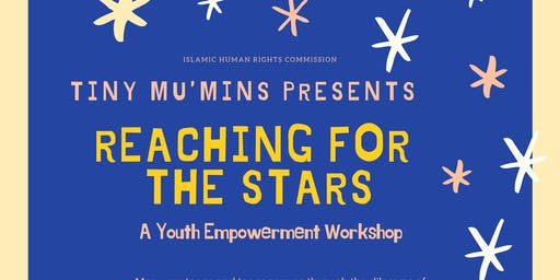 Reaching For The Stars –7-10 years old group
