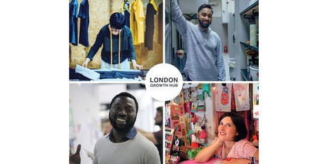 London Growth Hub FREE Business Resilience Workshops :: Westminster :: A Series of Practical, Hands-on Workshops Helping London Businesses Prepare for and Build Brexit Resilience tickets