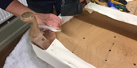 DIY Re-Upholstery tickets