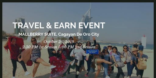 TRAVELVENTURERS  EVENT IN CAGAYAN DE ORO CITY