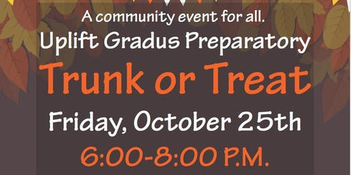 Uplift Gradus Preparatory - Trunk or Treat